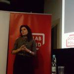 Anna Różalska - Doc Lab Poland 2019 – WFF – fot. Adam Ślesicki