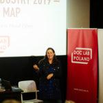 Doc Lab Poland - WFF - fot. Alexandra Kononchenko 2019